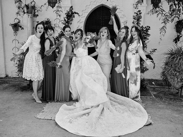 La boda de José Manuel y Almudena en Dos Hermanas, Sevilla 74