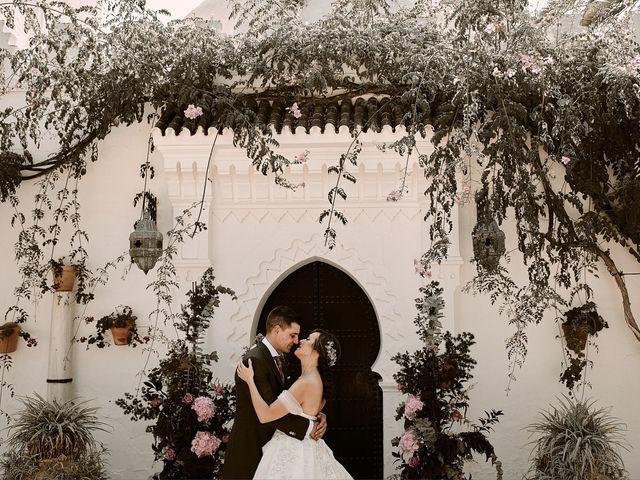 La boda de José Manuel y Almudena en Dos Hermanas, Sevilla 1