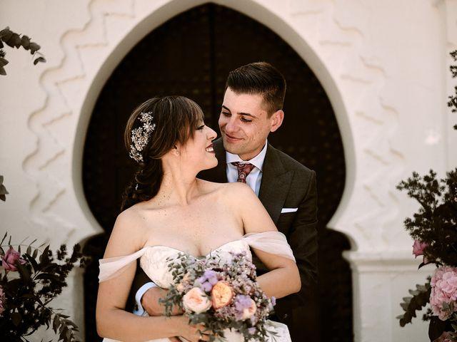 La boda de Almudena y José Manuel