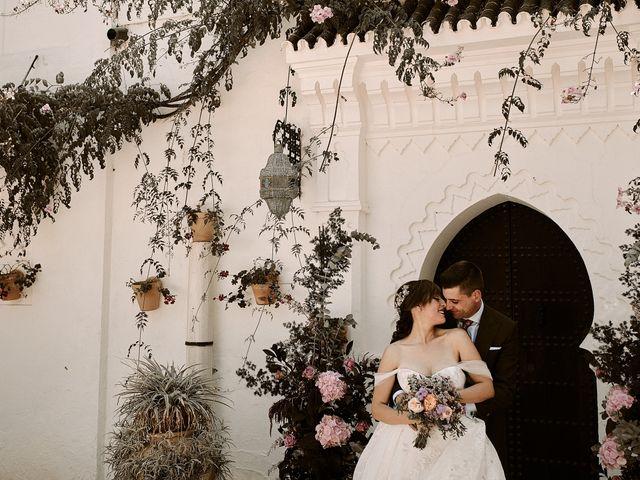 La boda de José Manuel y Almudena en Dos Hermanas, Sevilla 77