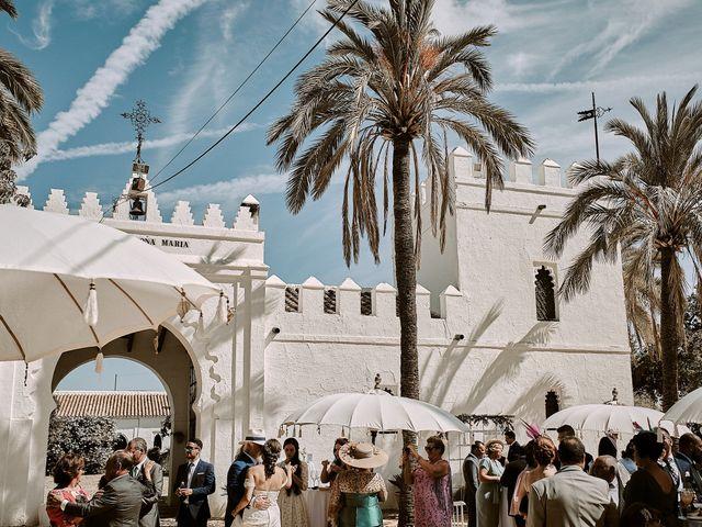 La boda de José Manuel y Almudena en Dos Hermanas, Sevilla 82