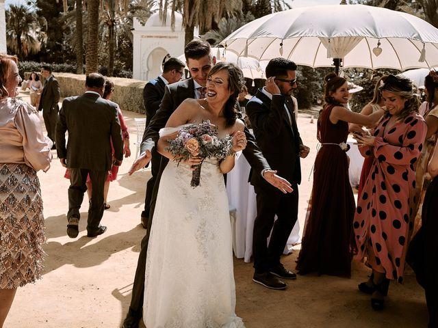 La boda de José Manuel y Almudena en Dos Hermanas, Sevilla 93