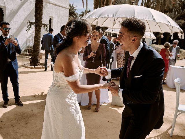 La boda de José Manuel y Almudena en Dos Hermanas, Sevilla 94