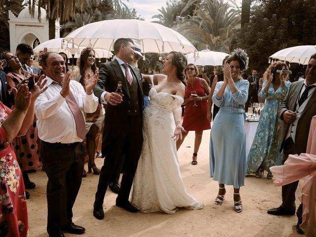 La boda de José Manuel y Almudena en Dos Hermanas, Sevilla 98