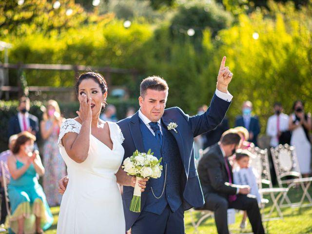 La boda de Lorena y Tito