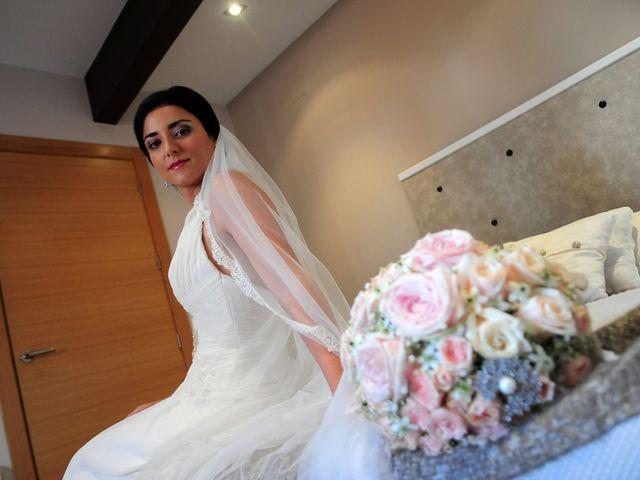 La boda de Beatriz y Fernando en Cabezuela Del Valle, Cáceres 7