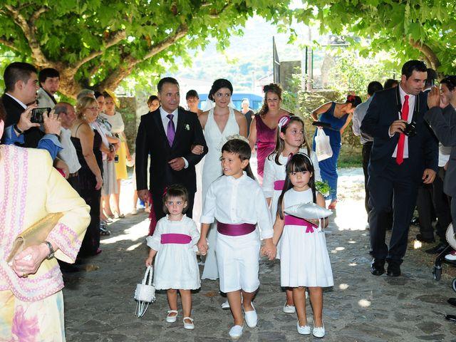 La boda de Beatriz y Fernando en Cabezuela Del Valle, Cáceres 10