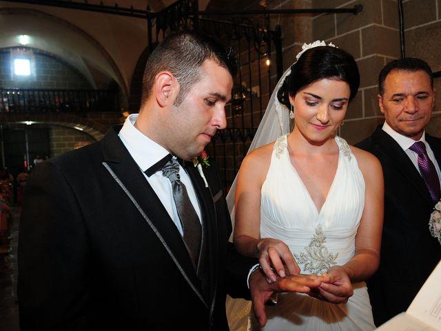 La boda de Beatriz y Fernando en Cabezuela Del Valle, Cáceres 13