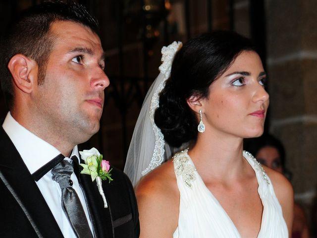 La boda de Beatriz y Fernando en Cabezuela Del Valle, Cáceres 14