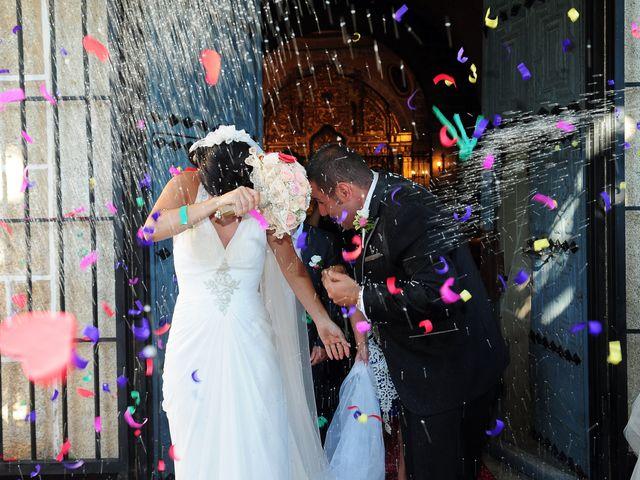 La boda de Beatriz y Fernando en Cabezuela Del Valle, Cáceres 15