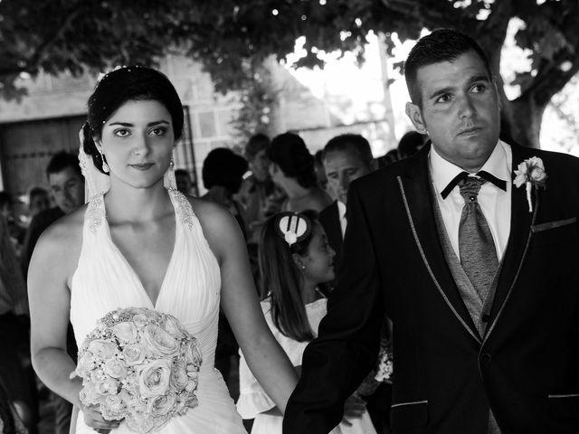La boda de Beatriz y Fernando en Cabezuela Del Valle, Cáceres 16