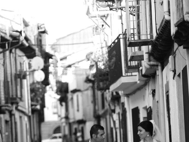 La boda de Beatriz y Fernando en Cabezuela Del Valle, Cáceres 18