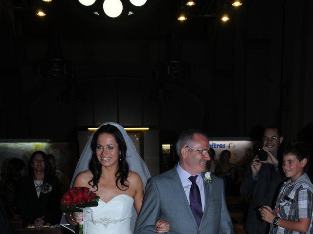 La boda de Cris y Fran en Sant Andreu De La Barca, Barcelona 8