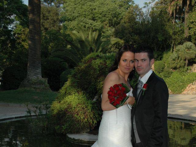 La boda de Cris y Fran en Sant Andreu De La Barca, Barcelona 11
