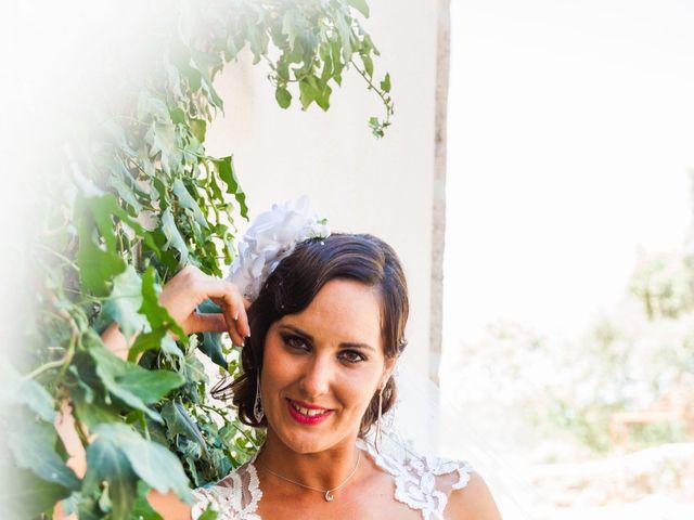 La boda de David y Cristina en Frades De La Sierra, Salamanca 3