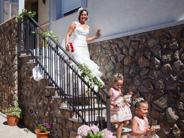 La boda de David y Cristina en Frades De La Sierra, Salamanca 4