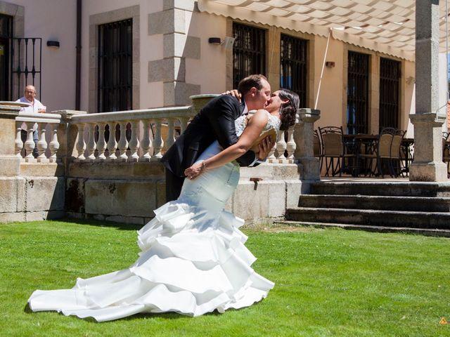 La boda de David y Cristina en Frades De La Sierra, Salamanca 8