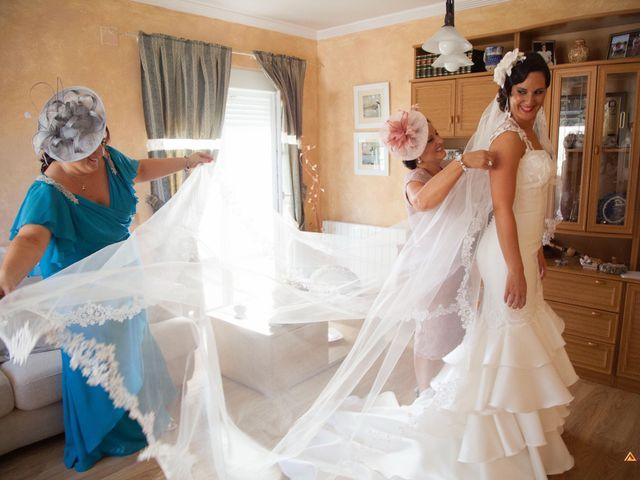La boda de David y Cristina en Frades De La Sierra, Salamanca 10