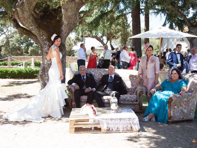 La boda de David y Cristina en Frades De La Sierra, Salamanca 11