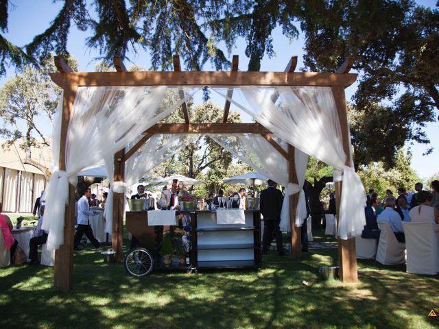 La boda de David y Cristina en Frades De La Sierra, Salamanca 12
