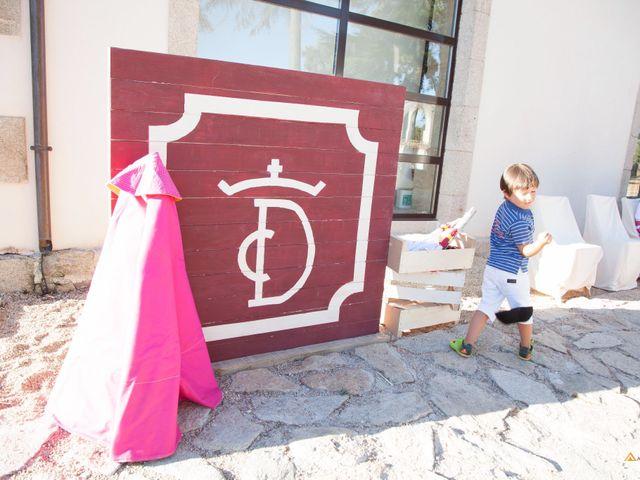 La boda de David y Cristina en Frades De La Sierra, Salamanca 13