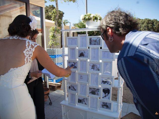 La boda de David y Cristina en Frades De La Sierra, Salamanca 15