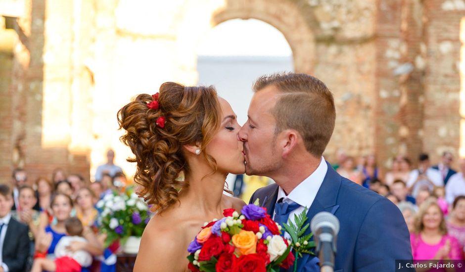 La boda de Cristian y Noelia en Alhama De Granada, Granada