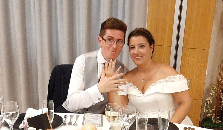 La boda de Luismy y Sandra en Salamanca, Salamanca