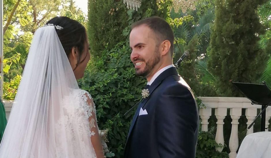 La boda de Gerard y Maria en Espartinas, Sevilla
