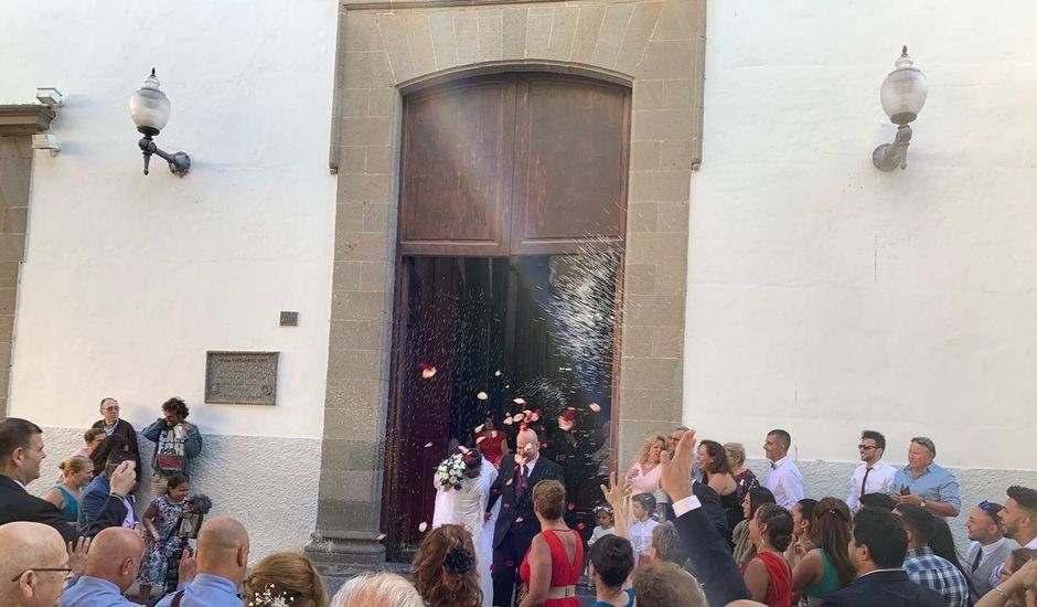 La boda de Ramon y Carol en Telde, Las Palmas