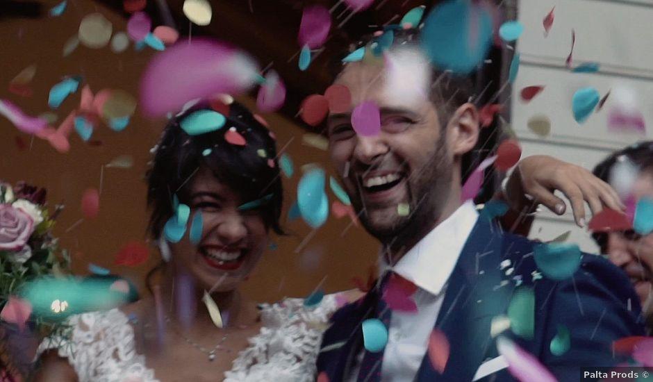 La boda de Gabri y Elena en Torrelodones, Madrid