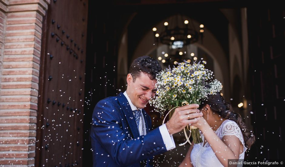La boda de Fran y Ana en Atarfe, Granada