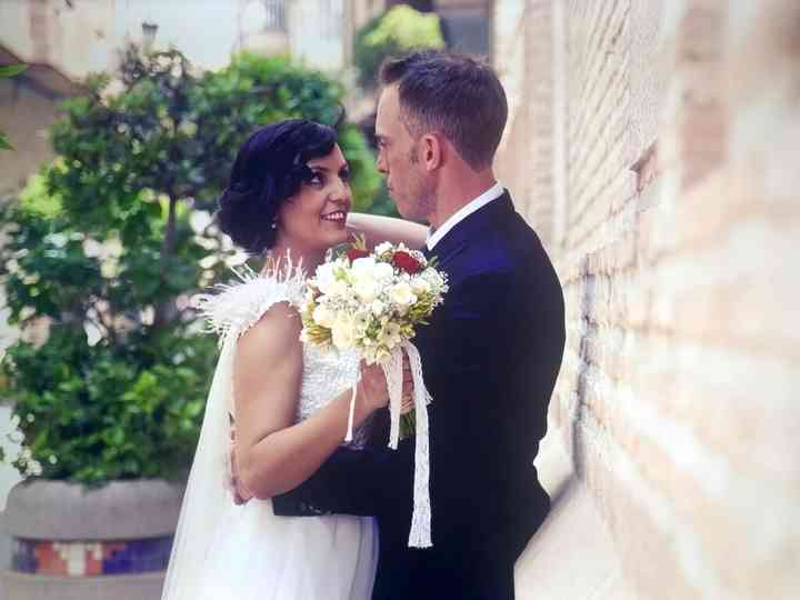La boda de Alex y Cristina