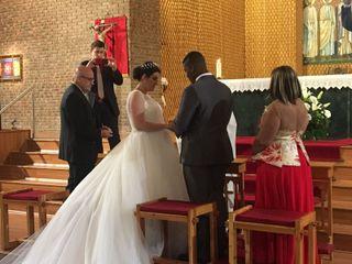 La boda de Deborah y Jeam Pierre 1