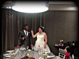 La boda de Deborah y Jeam Pierre