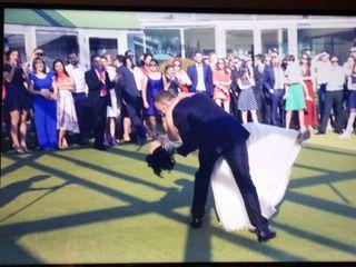 La boda de Alex y Cristina 2