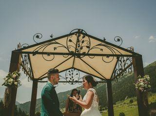 La boda de Elena y Juli 2
