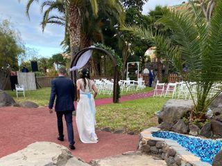 La boda de Tatiana y Javier