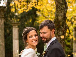 La boda de Ainhoa y Gonzalo