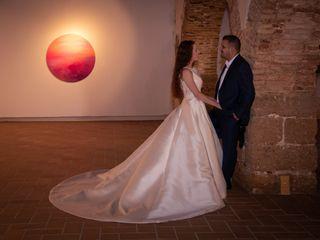 La boda de Lucía y Juanjo