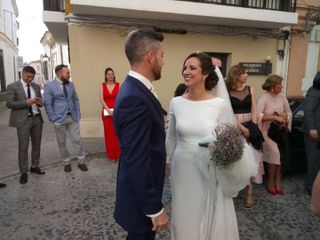 La boda de Bárbara  y Jose Luis 1