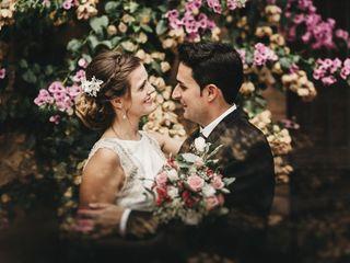 La boda de Pilar y Adolfo