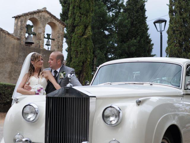 La boda de Patricia y Iván en Montseny, Barcelona 45