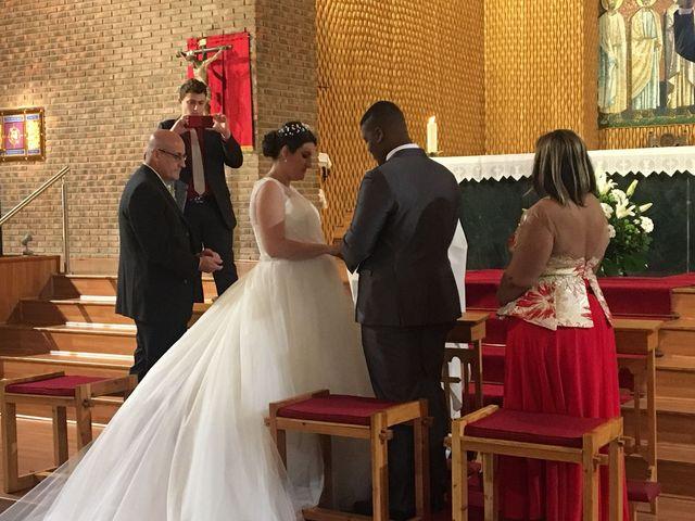 La boda de Jeam Pierre y Deborah en Madrid, Madrid 1