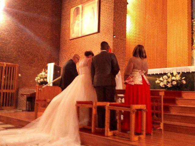 La boda de Jeam Pierre y Deborah en Madrid, Madrid 4