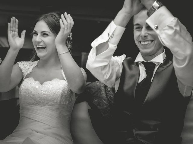 La boda de Tamara y Aitor