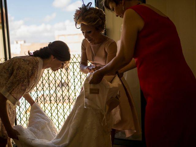La boda de Sam y Aroa en Valencia, Valencia 15