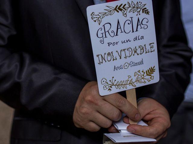 La boda de Sam y Aroa en Valencia, Valencia 34