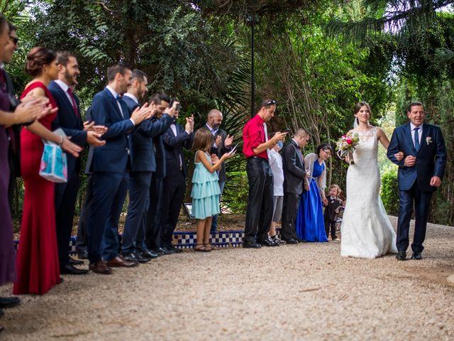 La boda de Sam y Aroa en Valencia, Valencia 38
