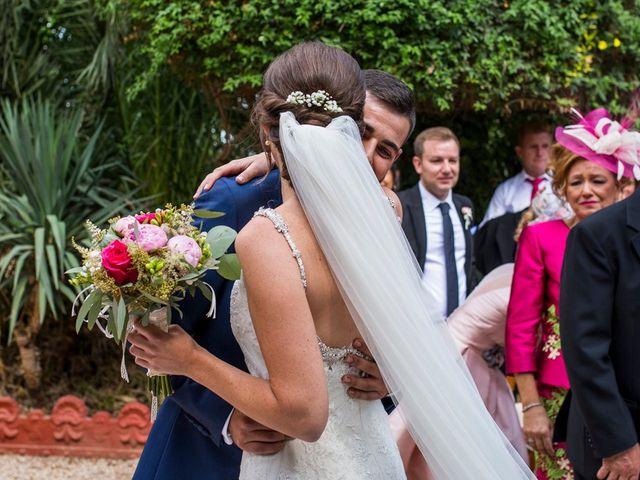 La boda de Sam y Aroa en Valencia, Valencia 40